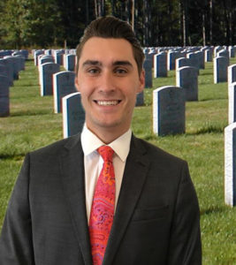 Nicholas Barton of Barton Funeral Services, Seattle funeral services