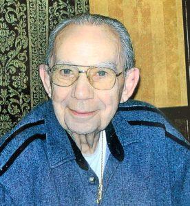 James (Jim) Arthur Daniels