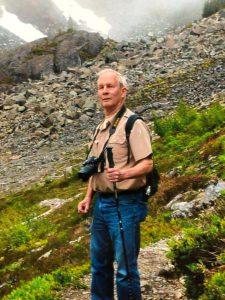 David Charles Hayward obituary