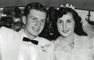 Image of Jim and Caroline Everts