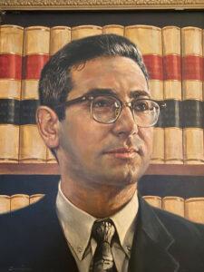 image of Judge Lester Kahan