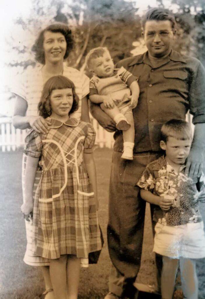 Image of Talbot Family