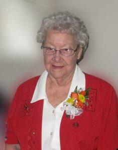 image of Twila Mae Talbot