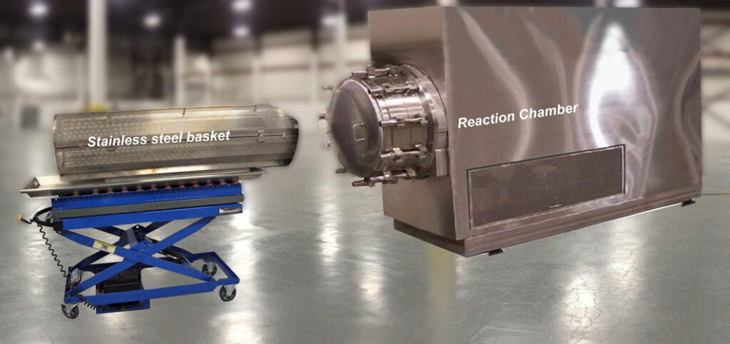 image of hydromation retort