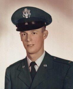 Image of Lieutenant Nicholas Stchur