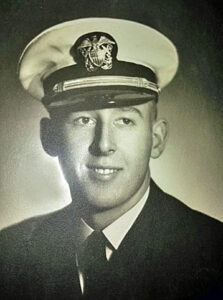 image of Paul in uniform